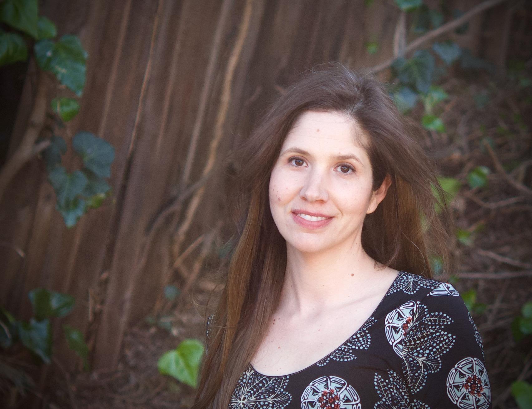 Author Photo of Allison Larkin